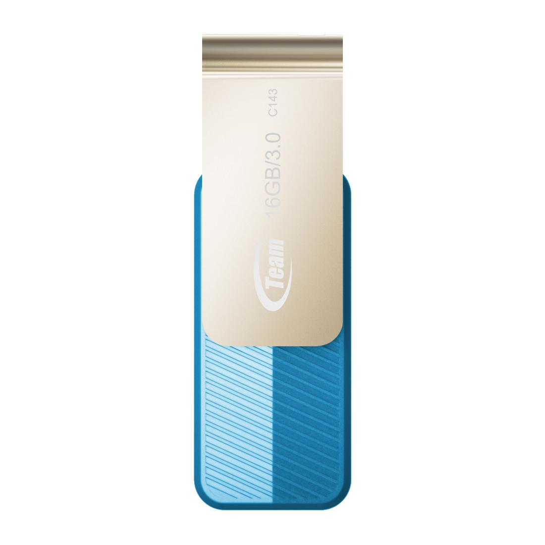 USB памет Team Group C143 16GB USB 3.0, Син