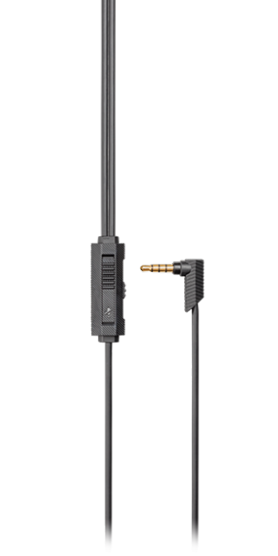 Геймърски слушалки Plantronics RIG 300, Микрофон, Черен/Златист-2
