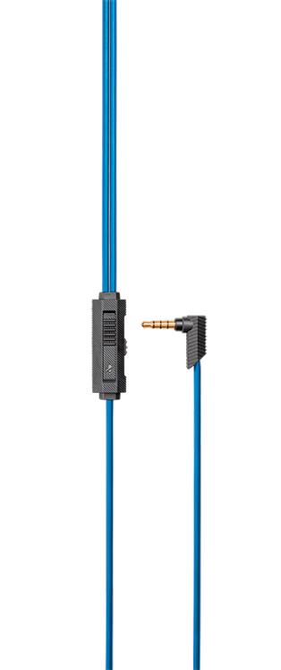 Геймърски слушалки Plantronics RIG 300HS, Микрофон, Черен/Сребрист-3