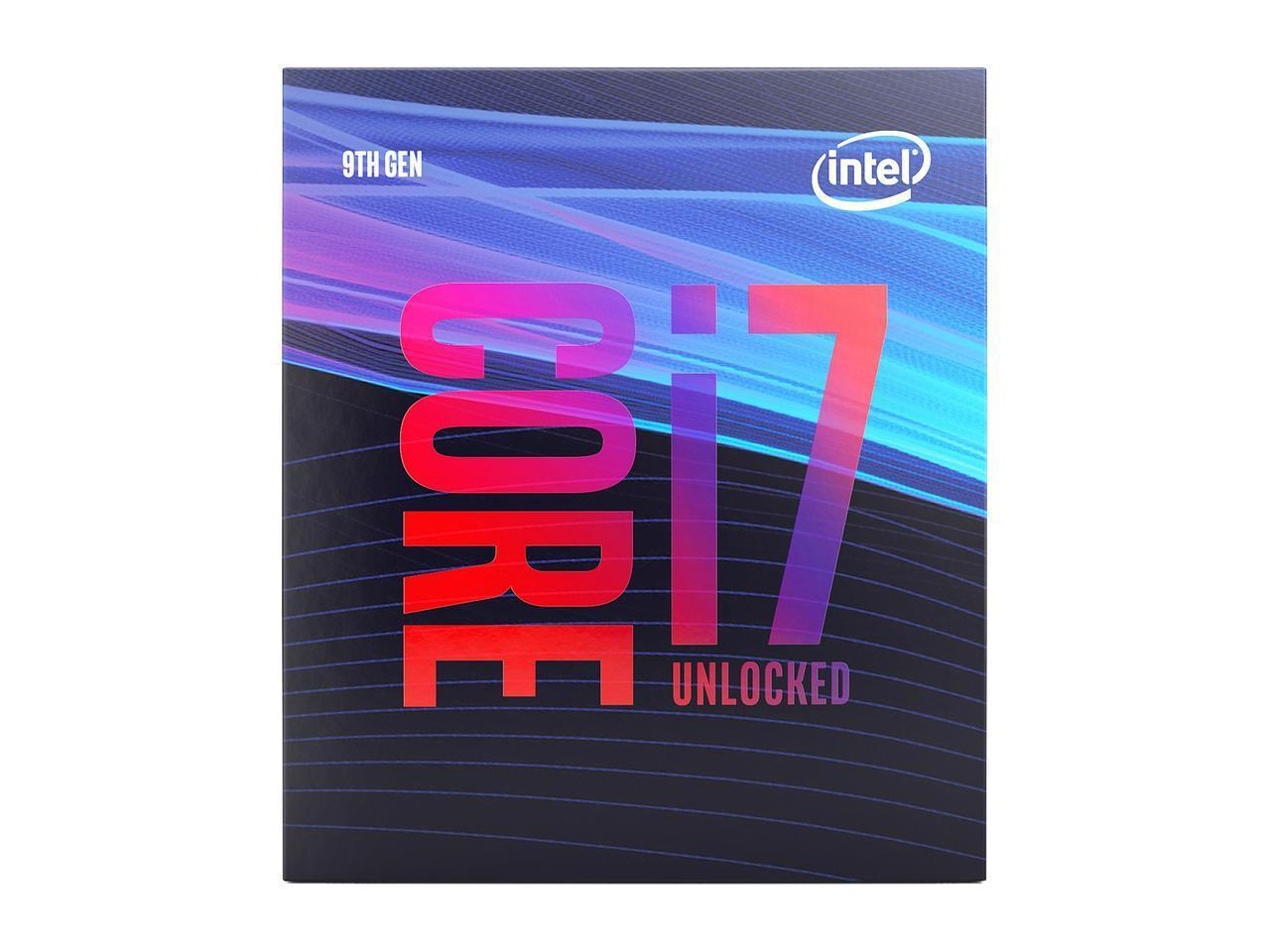 Процесор Intel Coffee Lake Core i7-9700K 3.60GHz (up to 4.90GHz), 12MB, 95W,  LGA1151 (300 Series)-1