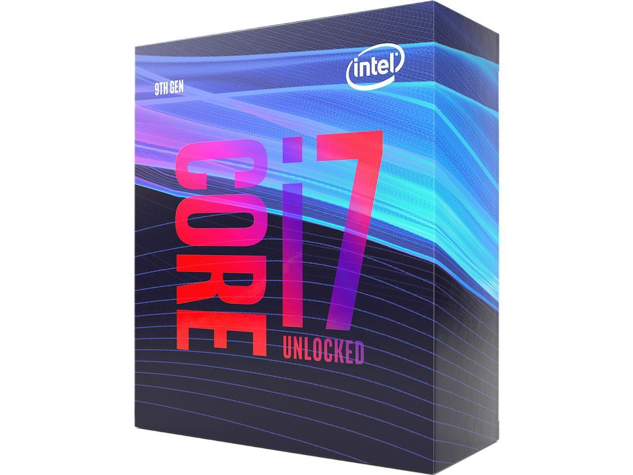 Процесор Intel Coffee Lake Core i7-9700K 3.60GHz (up to 4.90GHz), 12MB, 95W,  LGA1151 (300 Series)-2