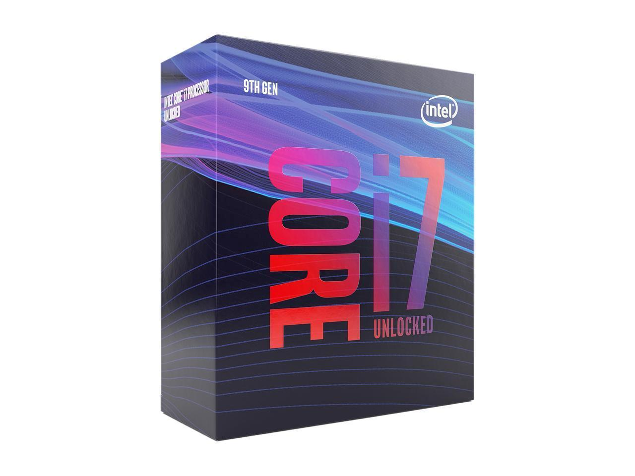 Процесор Intel Coffee Lake Core i7-9700K 3.60GHz (up to 4.90GHz), 12MB, 95W,  LGA1151 (300 Series)-3