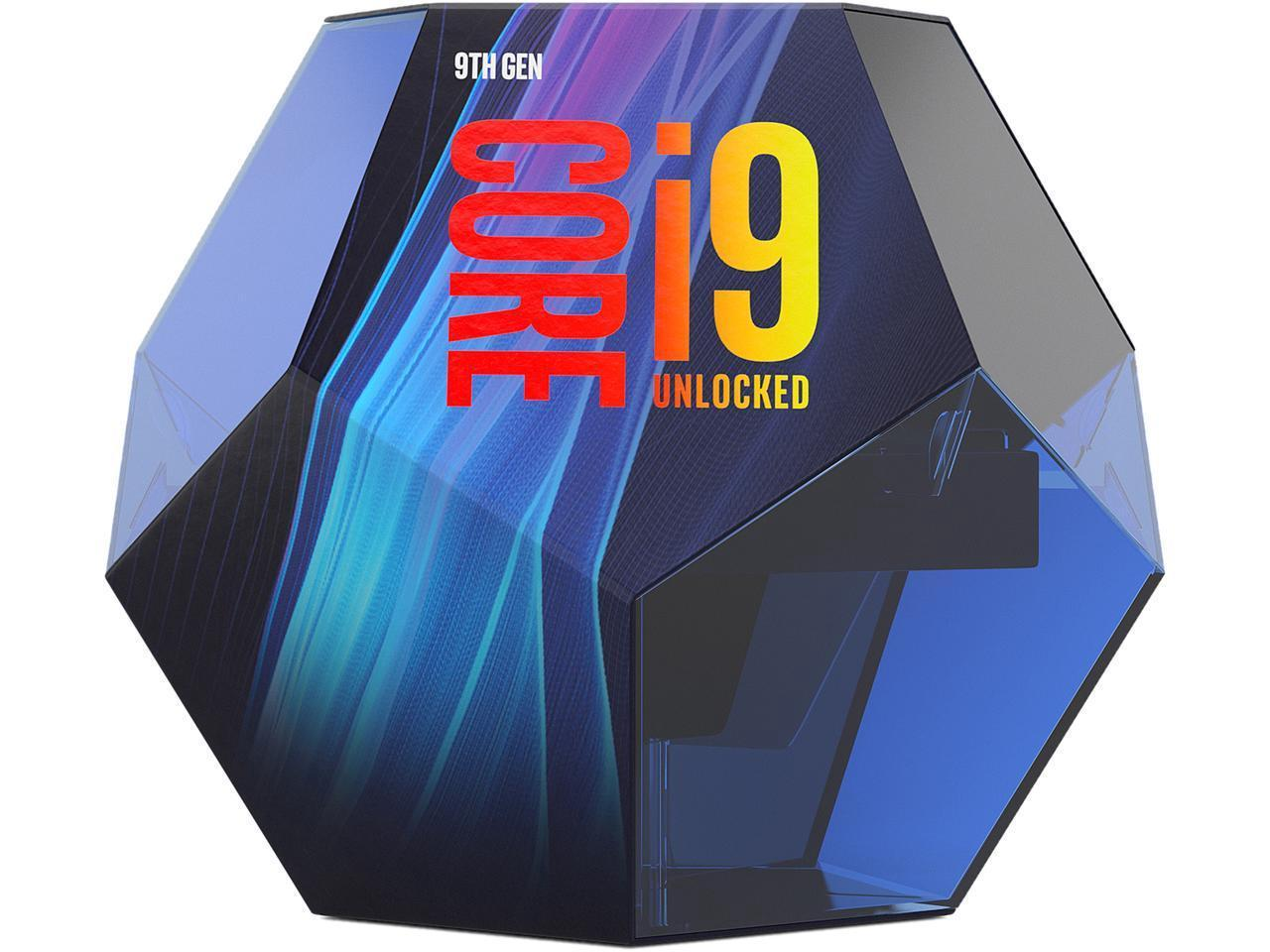Процесор Intel Coffee Lake Core i9-9900K 3.60GHz (up to 5.00GHz), 16MB, 95W,  LGA1151 (300 Series)