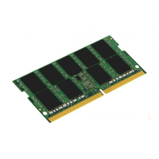 Памет Kingston 4GB SODIMM DDR4 PC4-21300 2666MHz CL19 KVR26S19S6/4-2