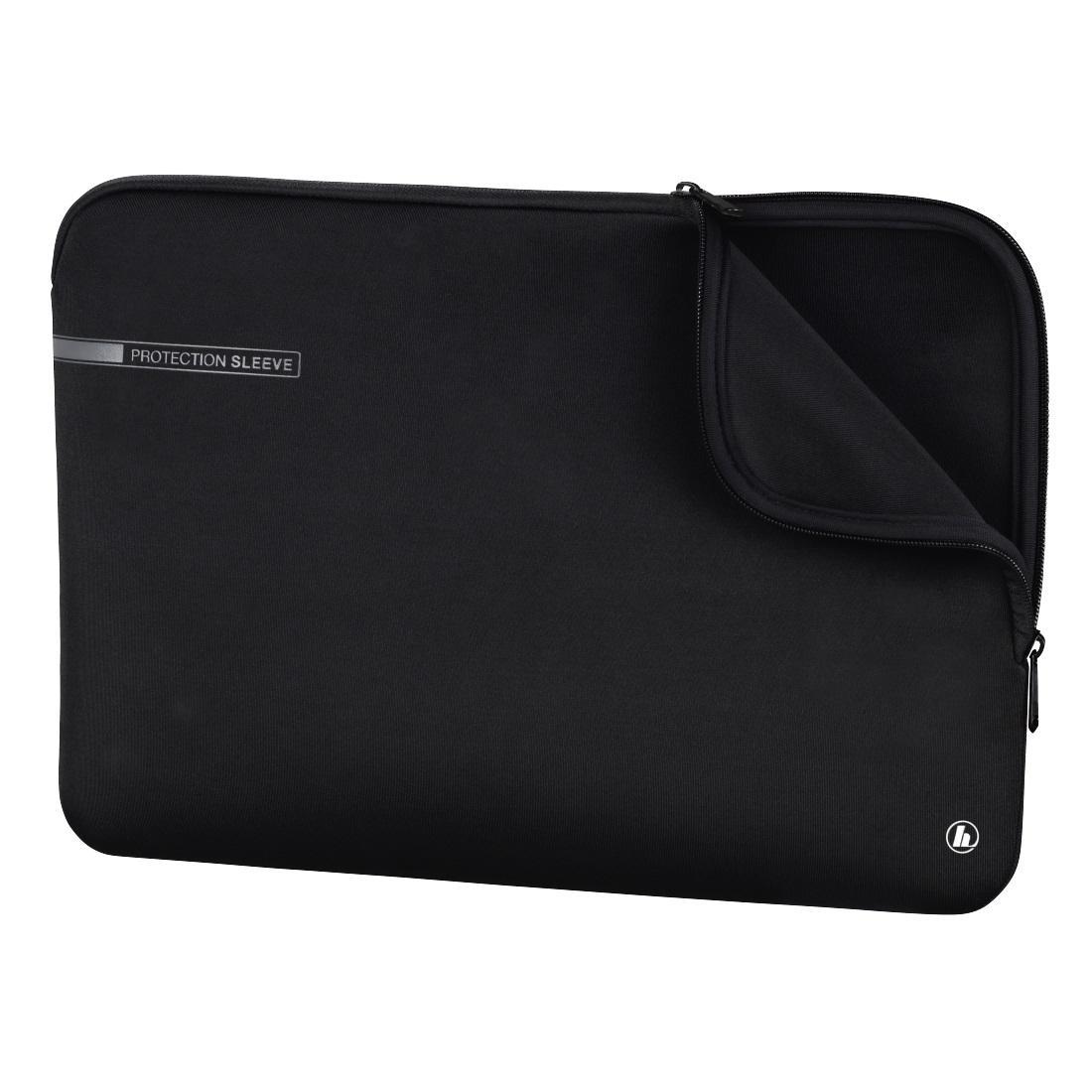 Калъф за лаптоп HAMA Neoprene, до 44 cm (17.3), Черен