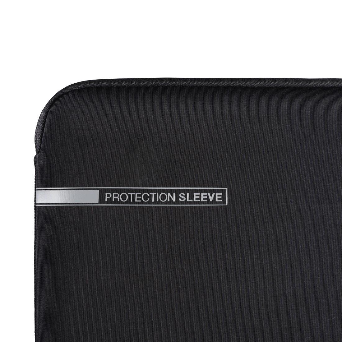 "Калъф за лаптоп HAMA Neoprene, до 44 cm (17.3""), Черен-3"