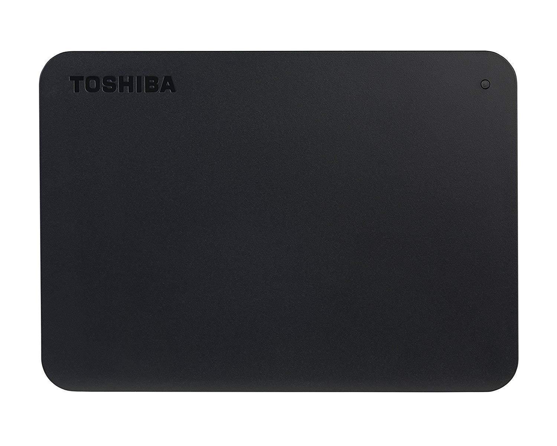 """Външен хард диск Toshiba Canvio Basics, 2TB, 2.5"""" HDD, USB 3.0-3"""