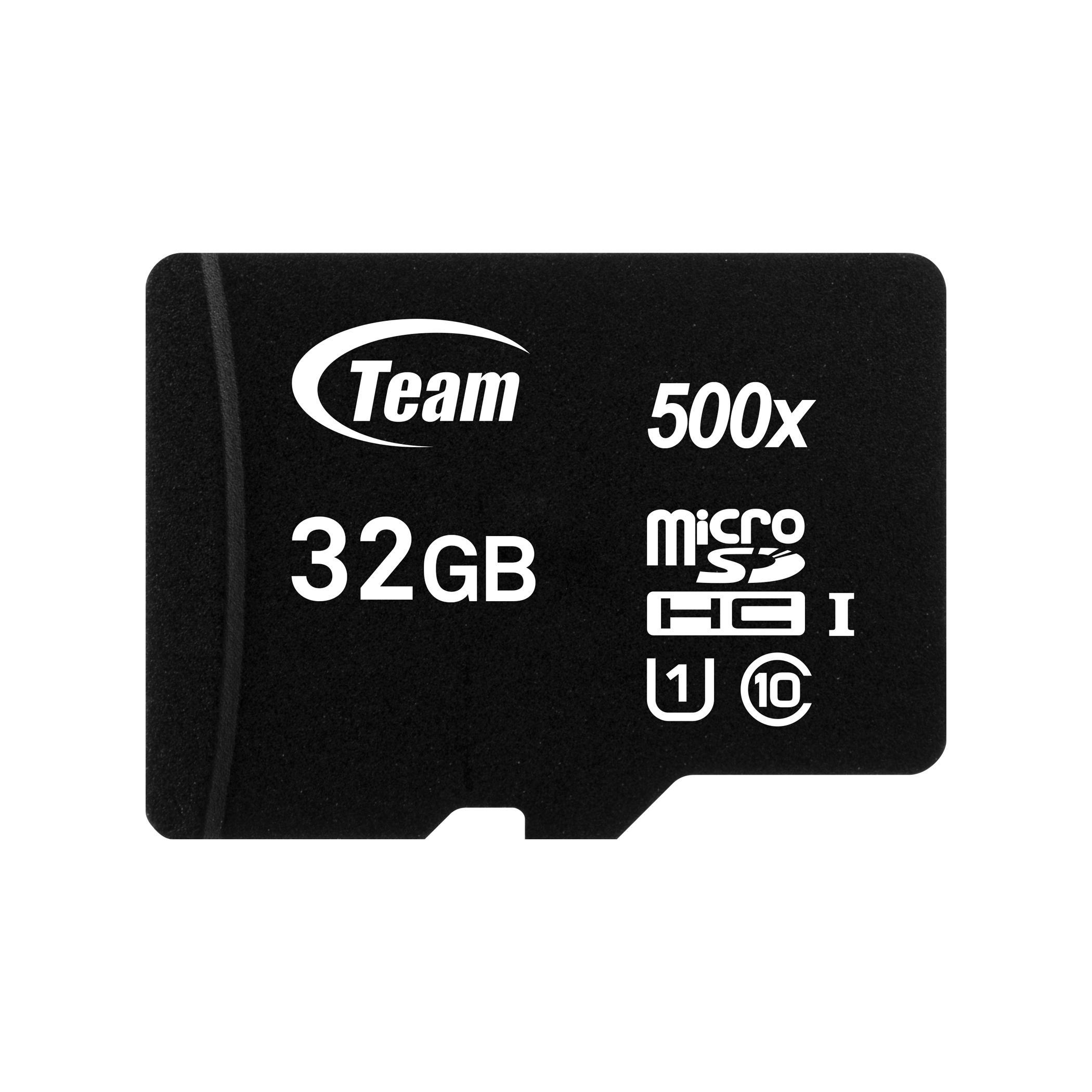 Карта памет Team Group 32GB Micro SDHC/SDXC UHS-I CARD + SD Adapter-2