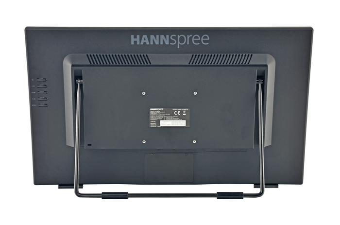 Тъч монитор HANNSPREE HT248PPB, LED, 23.8 inch, Wide, Full HD, D-Sub, HDMI, DP, Черен-2