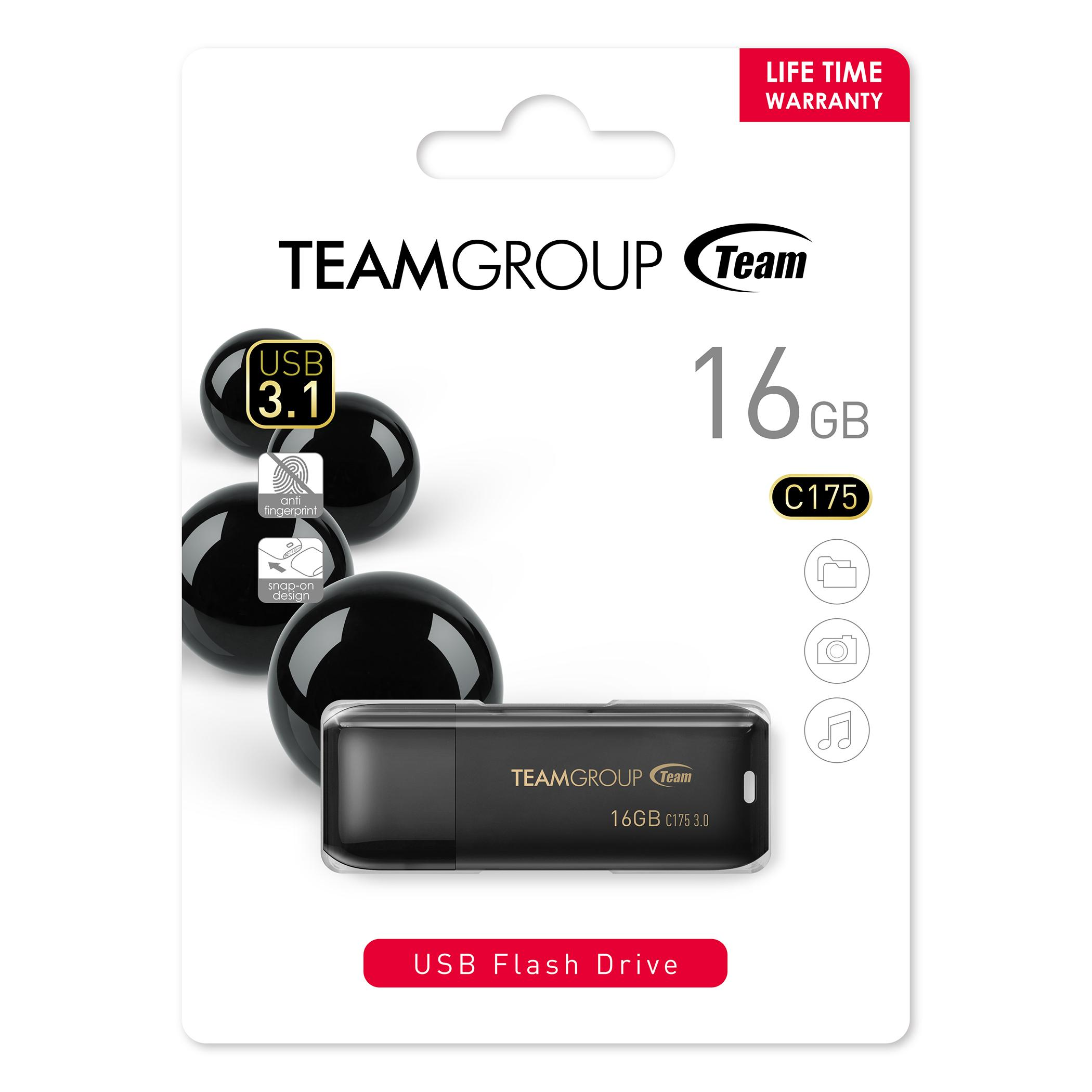 USB памет Team Group C175 16GB USB 3.1