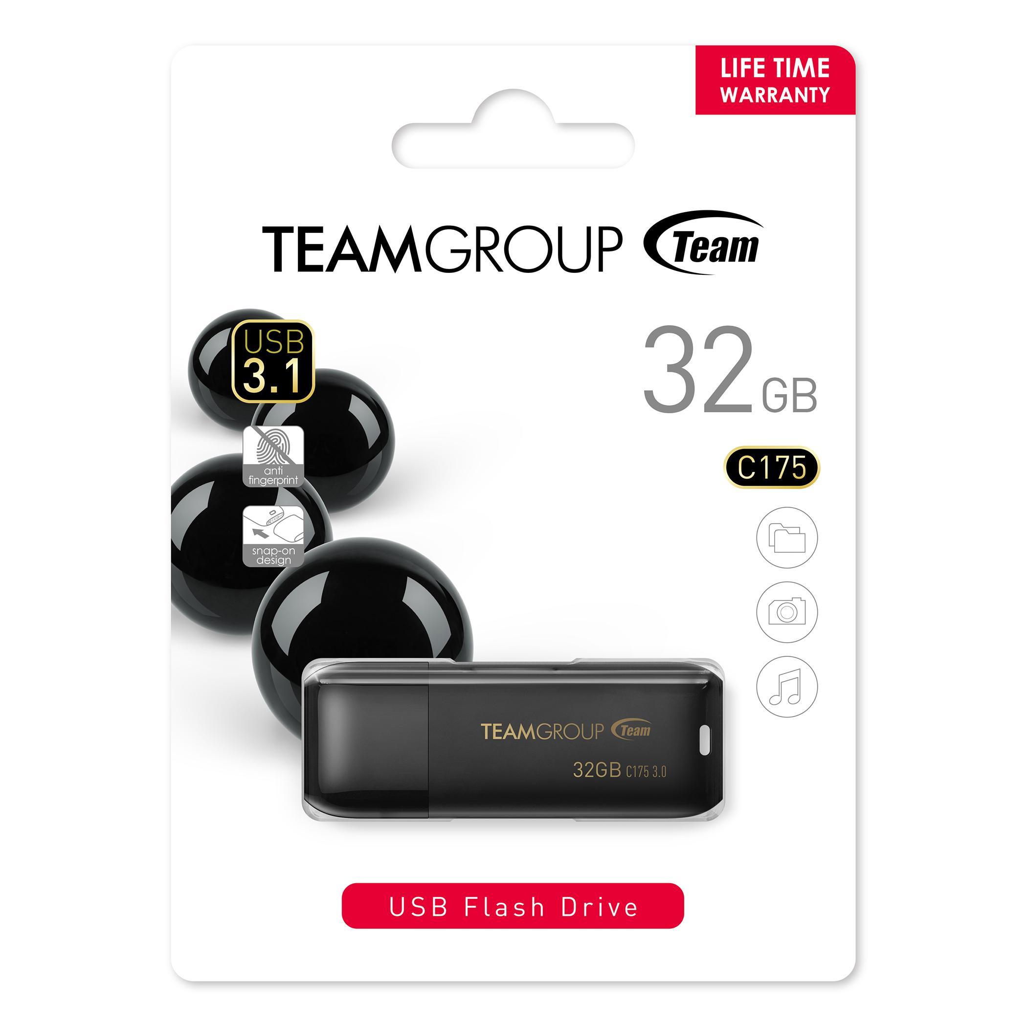 USB памет Team Group C175 32GB USB 3.1