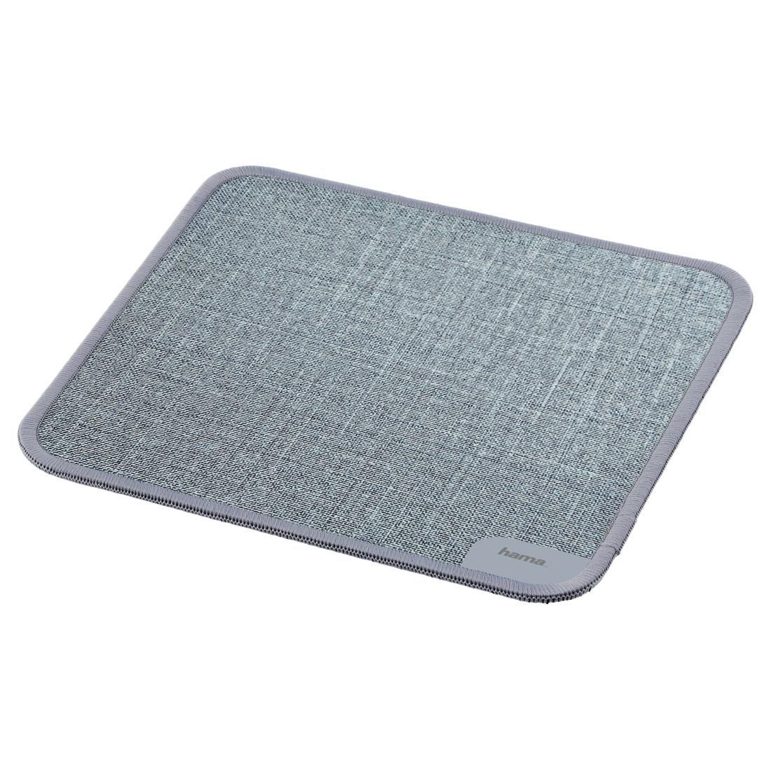 Пад за мишка текстил HAMA Textile Design, Сив