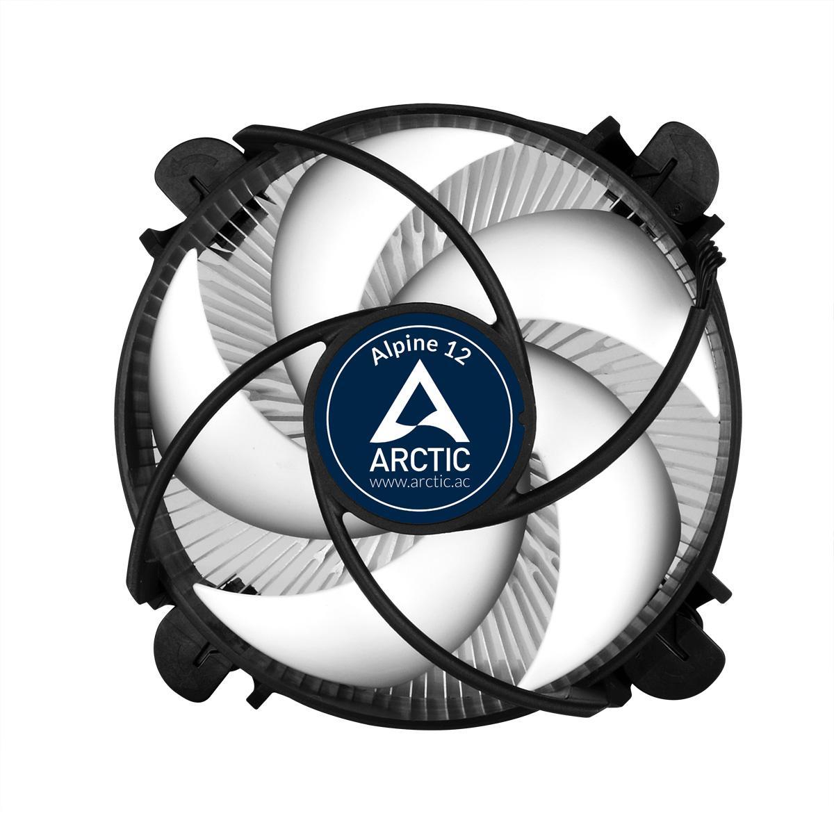 Охладител за процесор Arctic Alpine 12, 1151/1150/1155/1156/2066/2011(-3)/1366/775-2