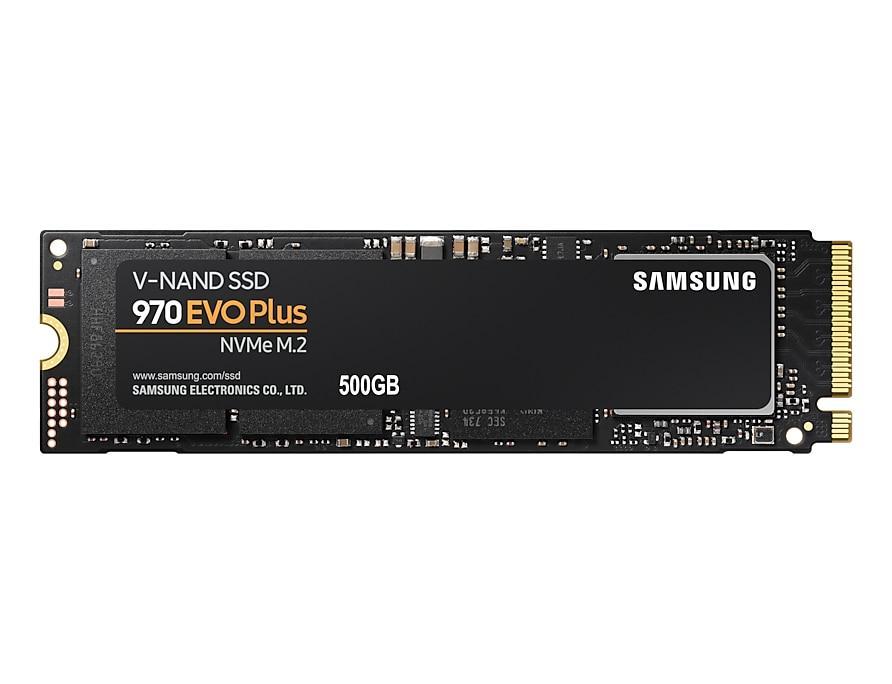 Solid State Drive (SSD) SAMSUNG 970 EVO Plus, 500GB, M.2 Type 2280, MZ-V7S500BW
