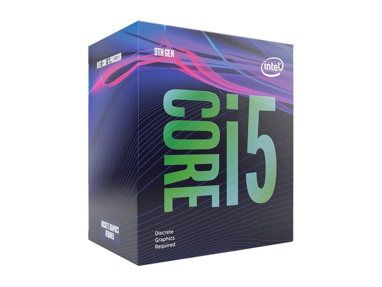 Процесор Intel Coffee Lake Core i5-9400F 2.9GHz (up to 4.10GHz ), 9MB, 65W LGA1151 (300 Series)-2