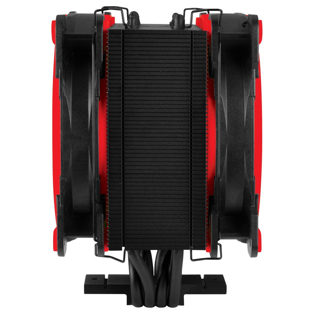 Охладител за процесор Arctic 34 eSports DUO - Червен, Intel/AMD-2