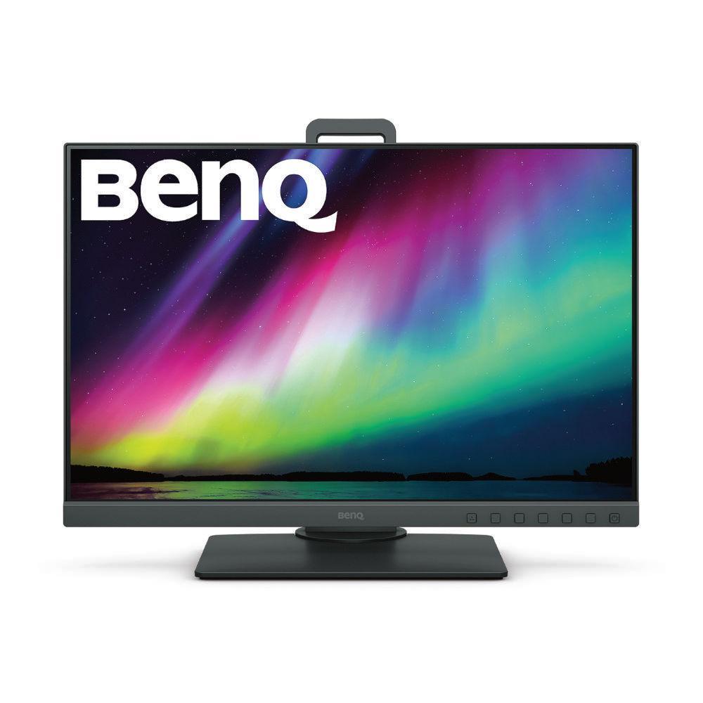 Монитор BenQ SW240, IPS, 24.1 inch, Wide, WUXGA, DVI-DL, HDMI, DP, USB Hub, Card Reader, Черен-3
