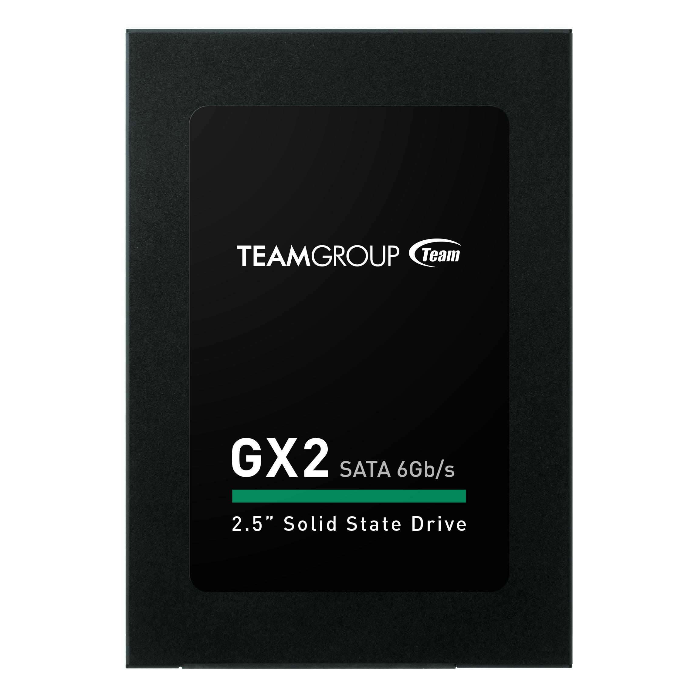 "Solid State Drive (SSD) Team Group GX2, 2.5"", 128 GB, SATA 6Gb/s"