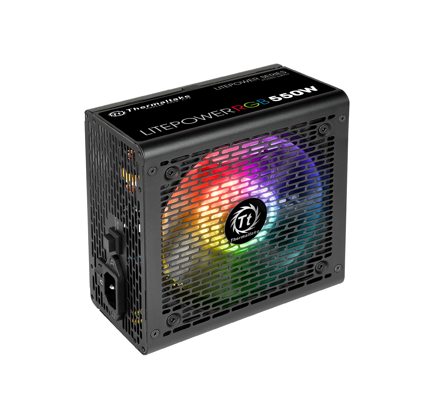 Захранващ блок Thermaltake LitePower 550W RGB (230V)-2