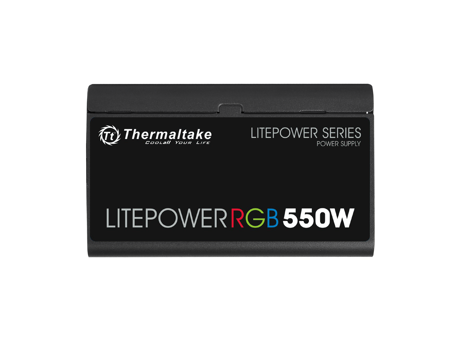 Захранващ блок Thermaltake LitePower 550W RGB (230V)-4