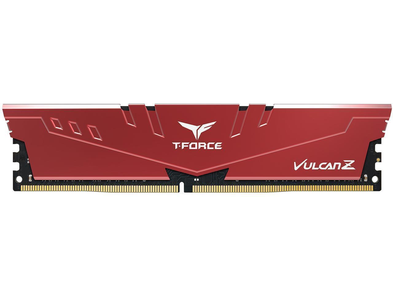 Памет Team Group T-Force Vulcan Z 8GB 2666MHz DDR4 CL18-18-18-43 1.2V
