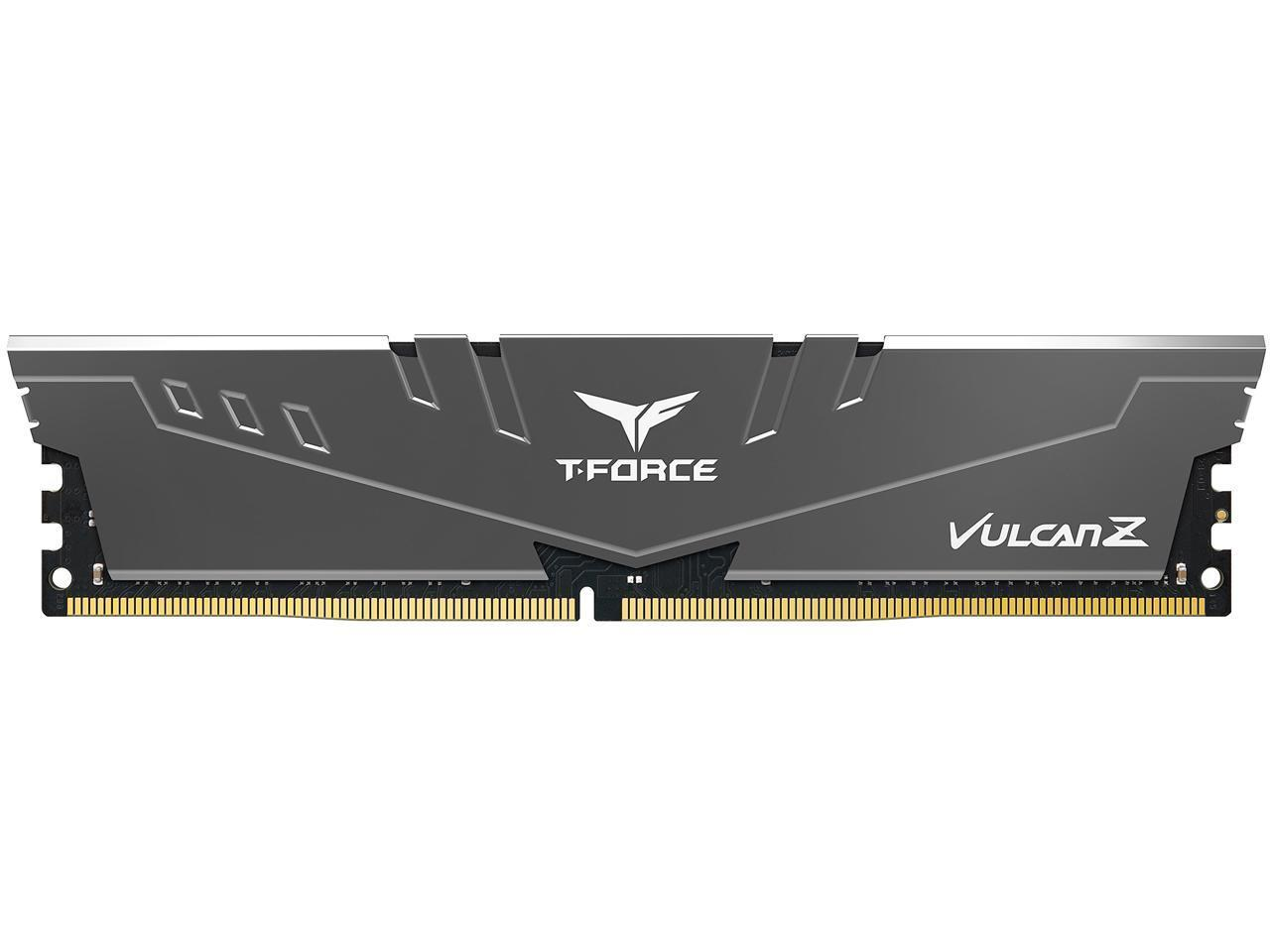 Памет Team Group T-Force Vulcan Z 4GB, 3000MHz DDR4 CL16, 1.35V