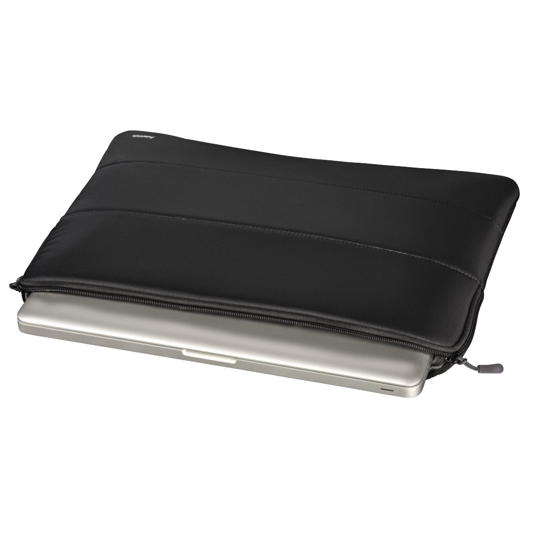 Универсален калъф за лаптоп HAMA  Toronto  до 36 см  (14.1), черен-2