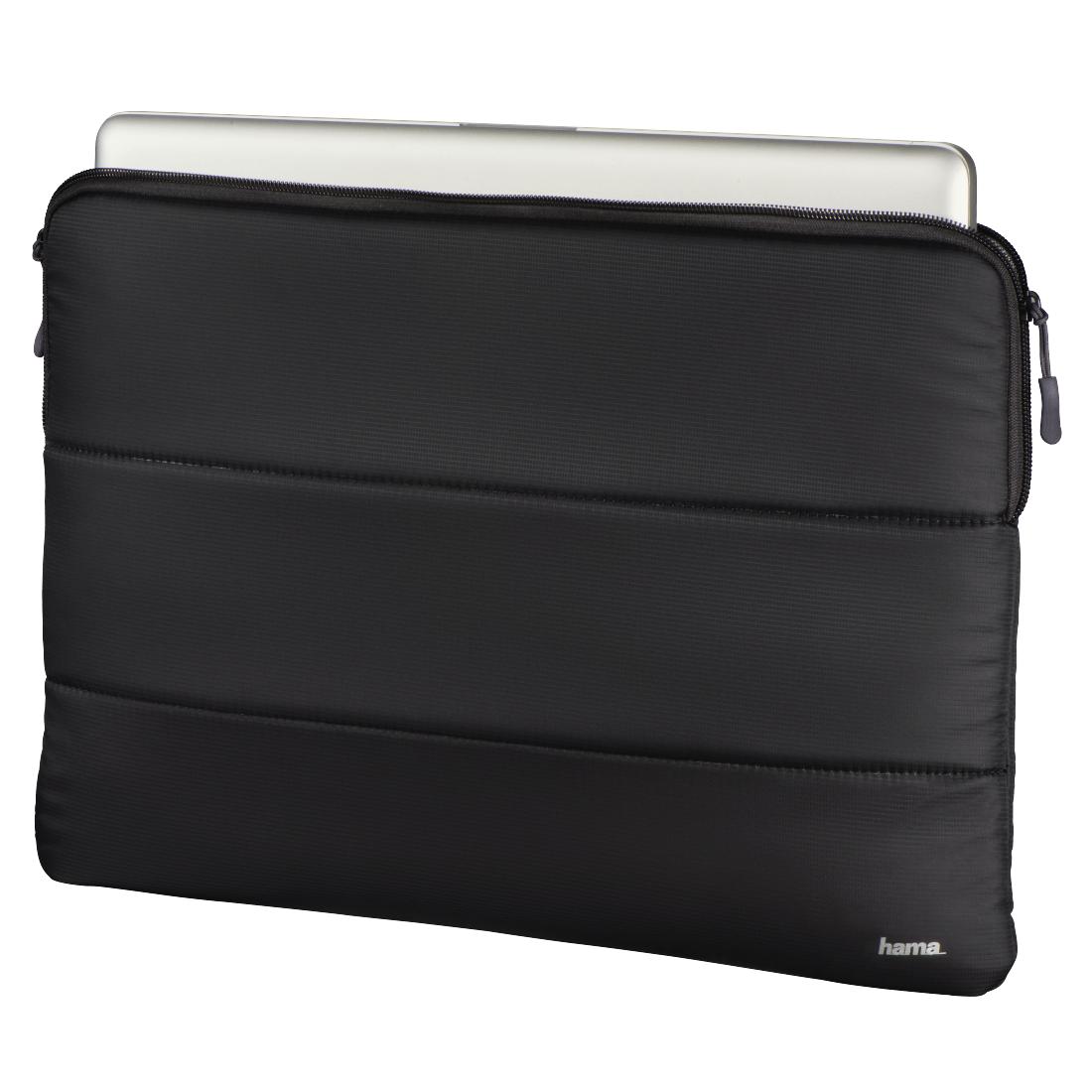 Универсален калъф за лаптоп HAMA  Toronto  до 36 см  (14.1), черен-3