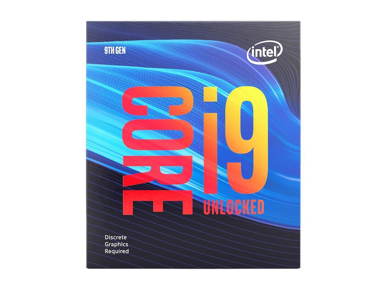 Процесор Intel Coffee Lake Core i9-9900KF 3.60GHz (up to 5.00GHz), 16MB, 95W,  LGA1151 (300 Series)