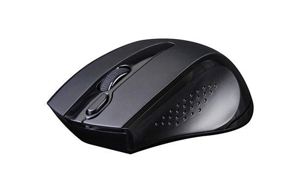 Безжична безшумна мишка A4tech V-Track G9-500FS, 2.4GZ, Черен-3