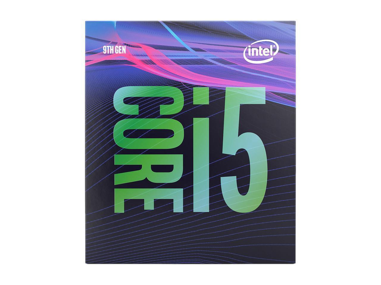 Процесор Intel Coffee Lake Core i5-9400 2.9GHz (up to 4.10GHz ), 9MB, 65W LGA1151 (300 Series)-1