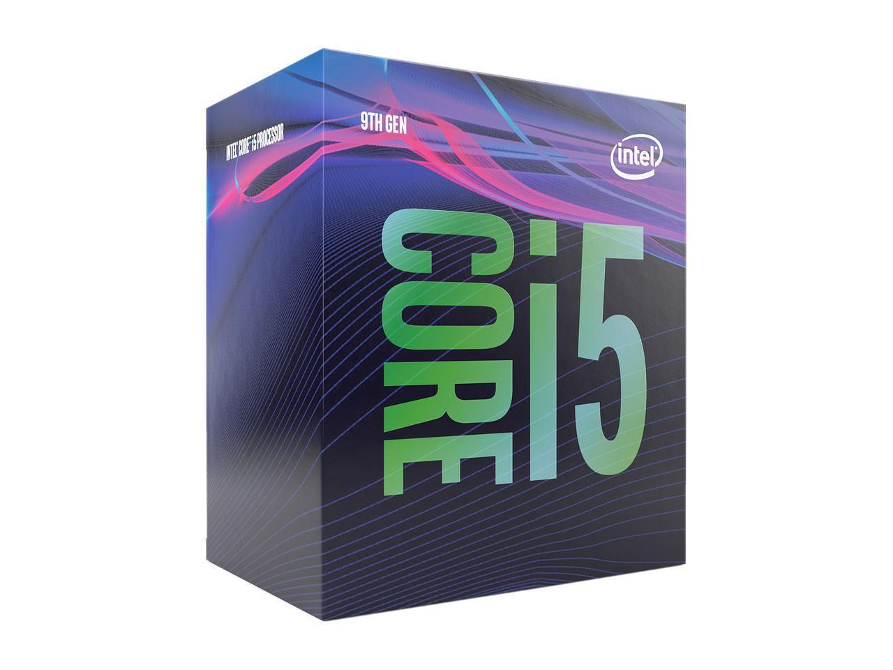 Процесор Intel Coffee Lake Core i5-9400 2.9GHz (up to 4.10GHz ), 9MB, 65W LGA1151 (300 Series)-3
