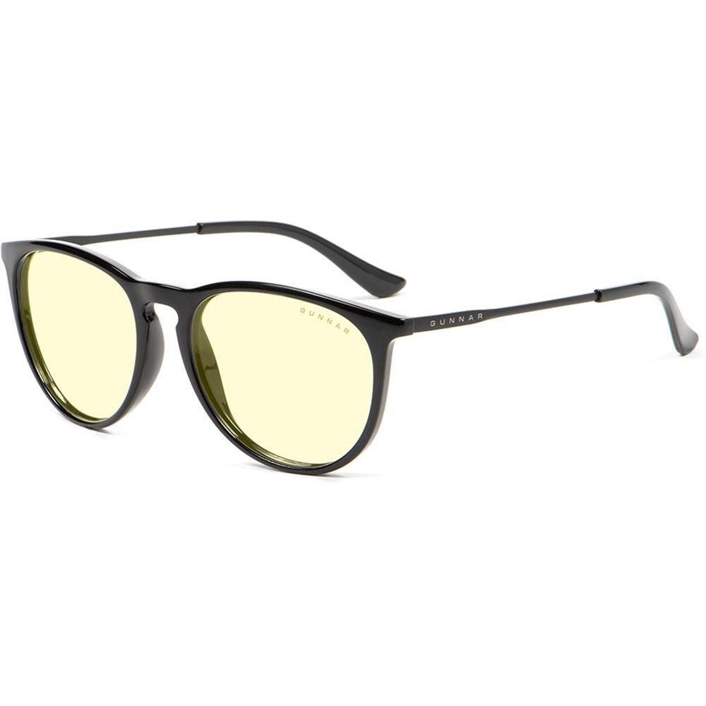 Геймърски очила GUNNAR Menlo Onyx, Amber