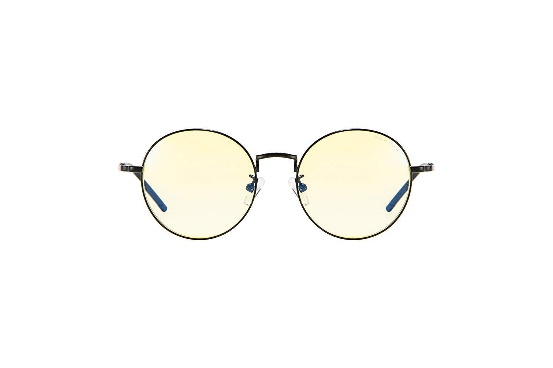 Геймърски очила GUNNAR Ellipse Onyx, Amber-2