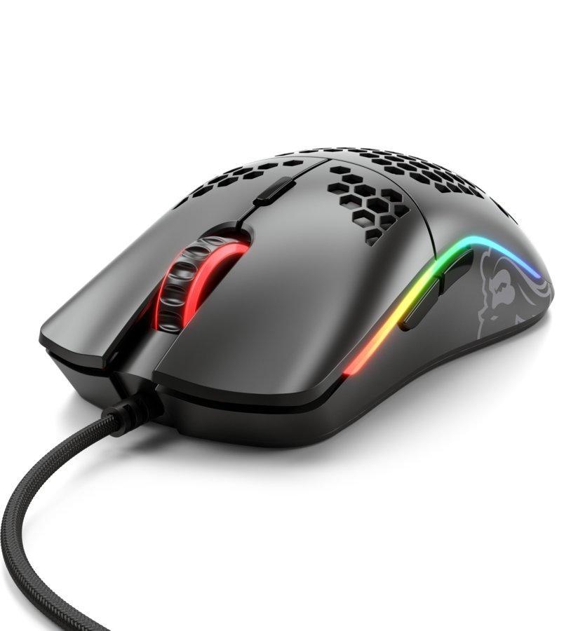 Геймърска мишка Glorious Model O (Matte Black)