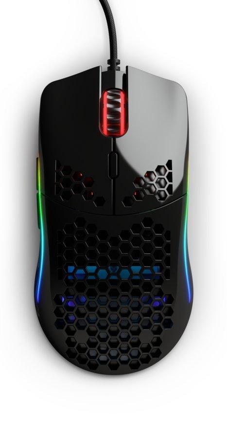 Геймърска мишка Glorious Model O (Glossy Black)-2