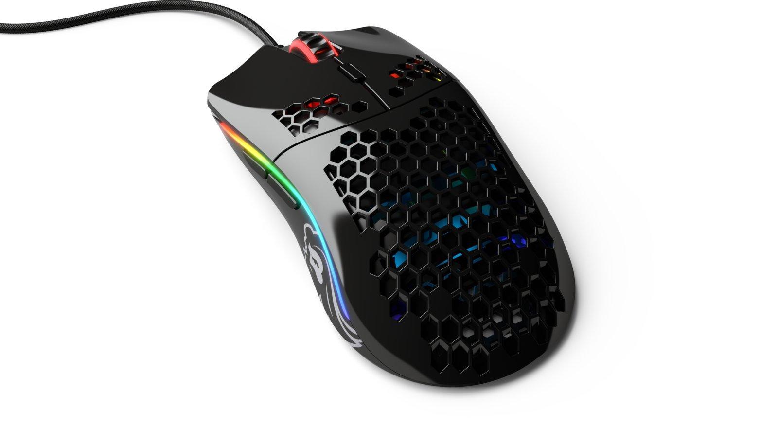 Геймърска мишка Glorious Model O (Glossy Black)-3