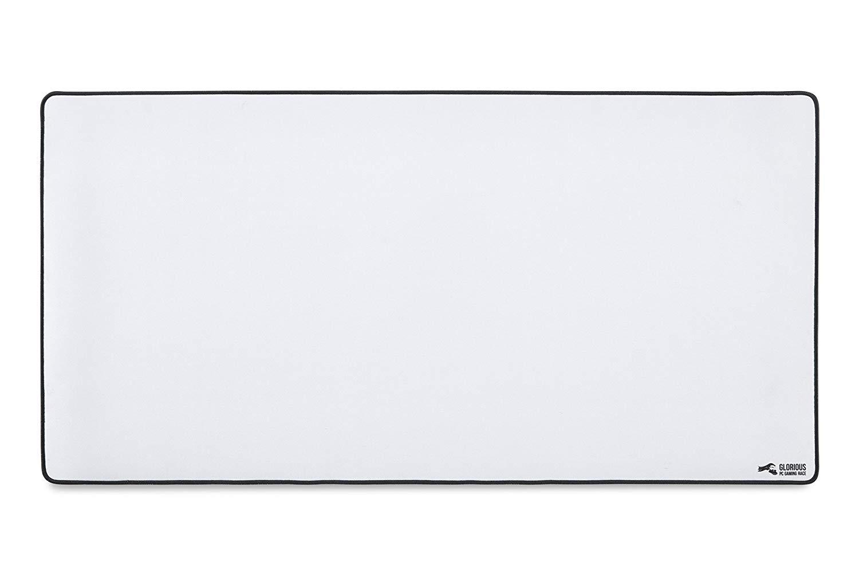 Геймърски пад Glorious 3XL Extended бял