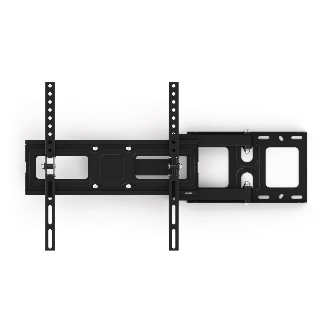 Стенна стойка за TV HAMA 118124, Регулируема, 32-65,35 кг, Черна-2
