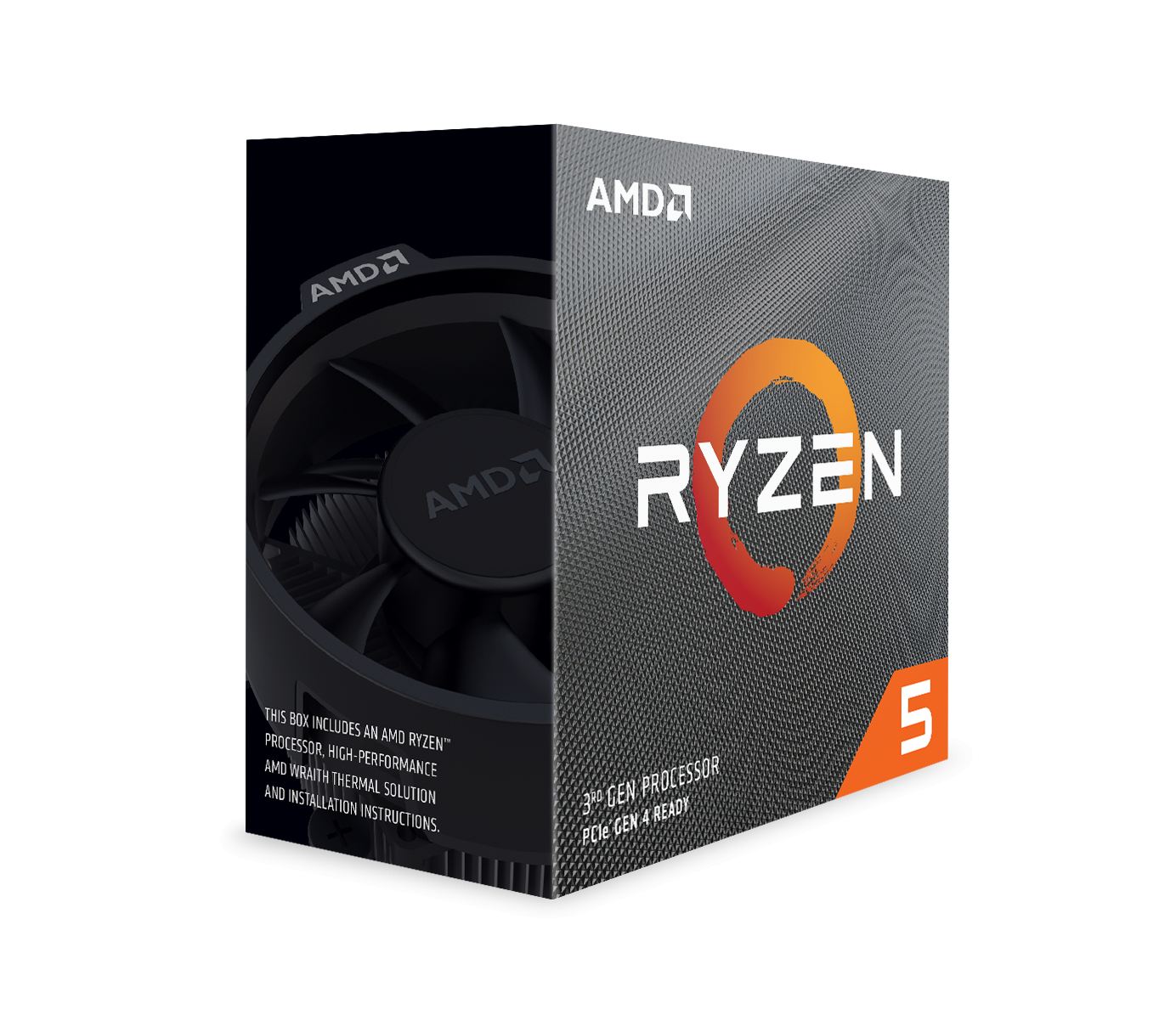Процесор AMD RYZEN 5 3600 6-Core 3.6 GHz (4.2 GHz Turbo) 35MB/65W/AM4/BOX