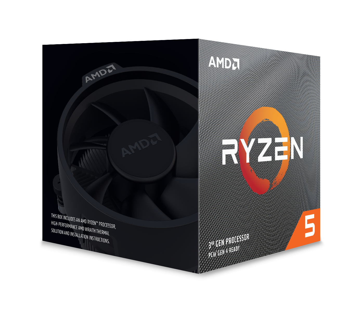 Процесор AMD RYZEN 5 3600X 6-Core 3.8 GHz (4.4 GHz Turbo) 35MB/95W/AM4/BOX