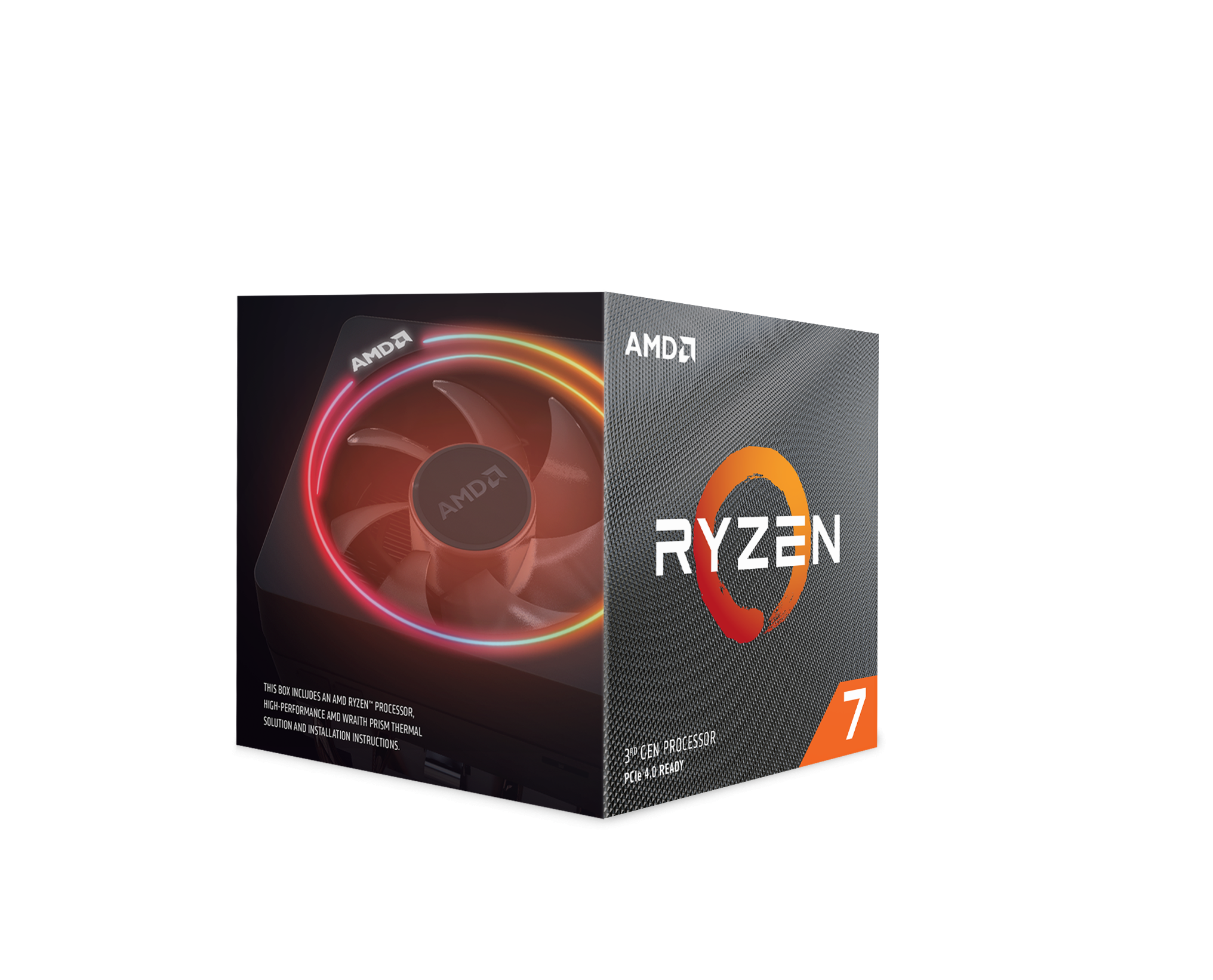 Процесор AMD RYZEN 7 3800X 8-Core 3.9 GHz (4.5 GHz Turbo) 36MB/105W/AM4/BOX