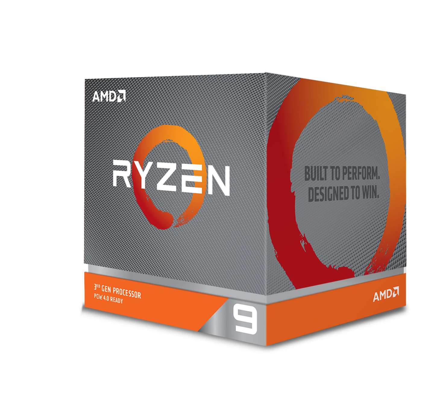Процесор AMD RYZEN 9 3900X 12-Core 3.8 GHz (4.6 GHz Turbo) 70MB/105W/AM4/BOX-2