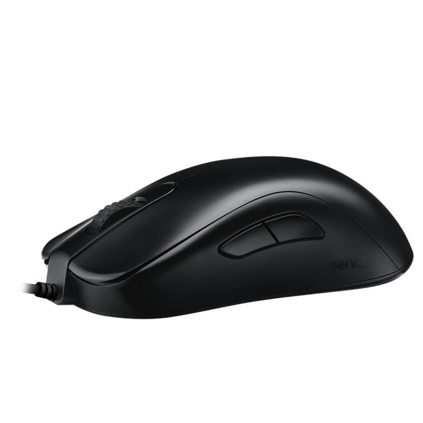 Геймърска мишка ZOWIE S2, Оптична, Кабел, USB-3