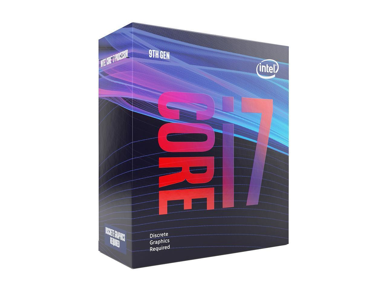 Процесор Intel Coffee Lake Core i7-9700F 3.00GHz (up to 4.70GHz), 12MB, 65W,  LGA1151 (300 Series)-2
