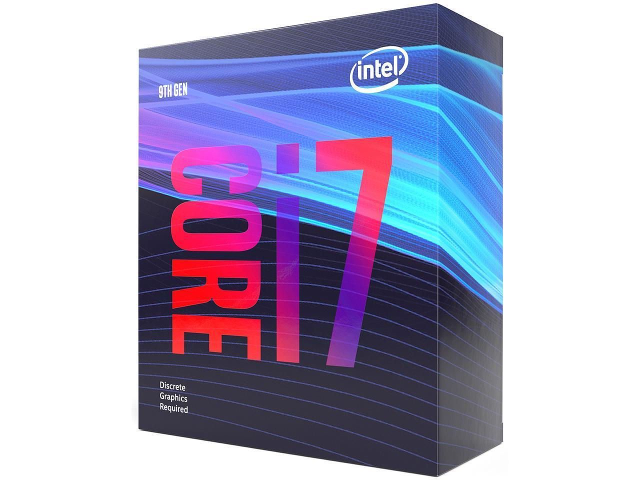 Процесор Intel Coffee Lake Core i7-9700F 3.00GHz (up to 4.70GHz), 12MB, 65W,  LGA1151 (300 Series)-3