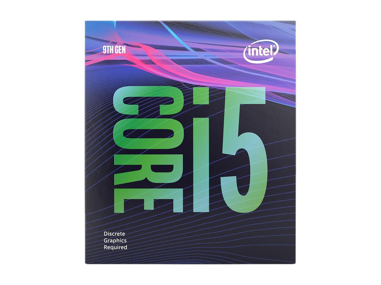Процесор Intel Coffee Lake Core i5-9500F 3.0GHz (up to 4.40GHz ), 9MB, 65W LGA1151 (300 Series)