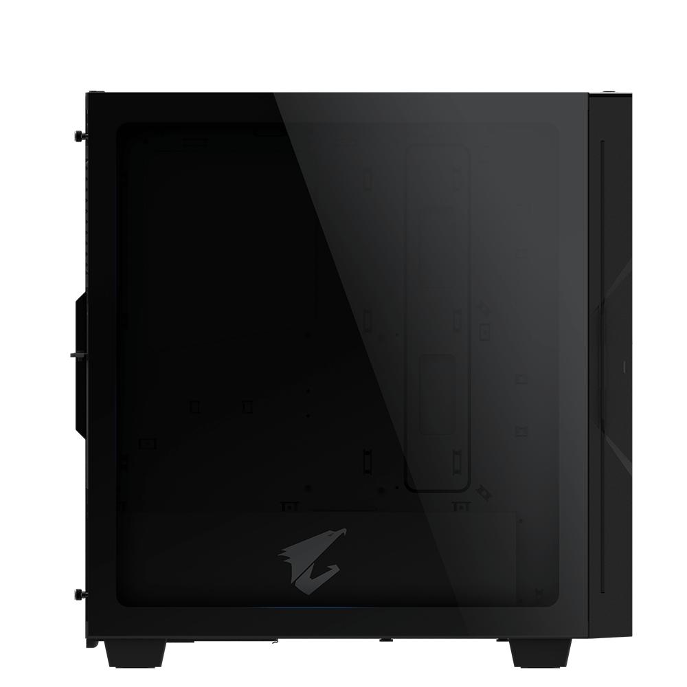 Кутия Gigabyte Aorus AC300G RGB Fusion 2.0 Mid Tower-4