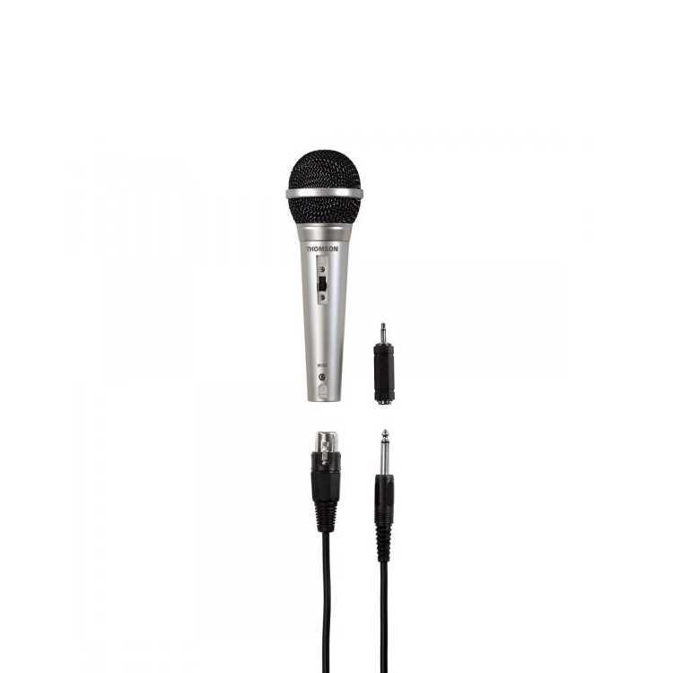 Аудио динамичен микрофон HAMA Thomson M151, XLR жак ,караоке-2