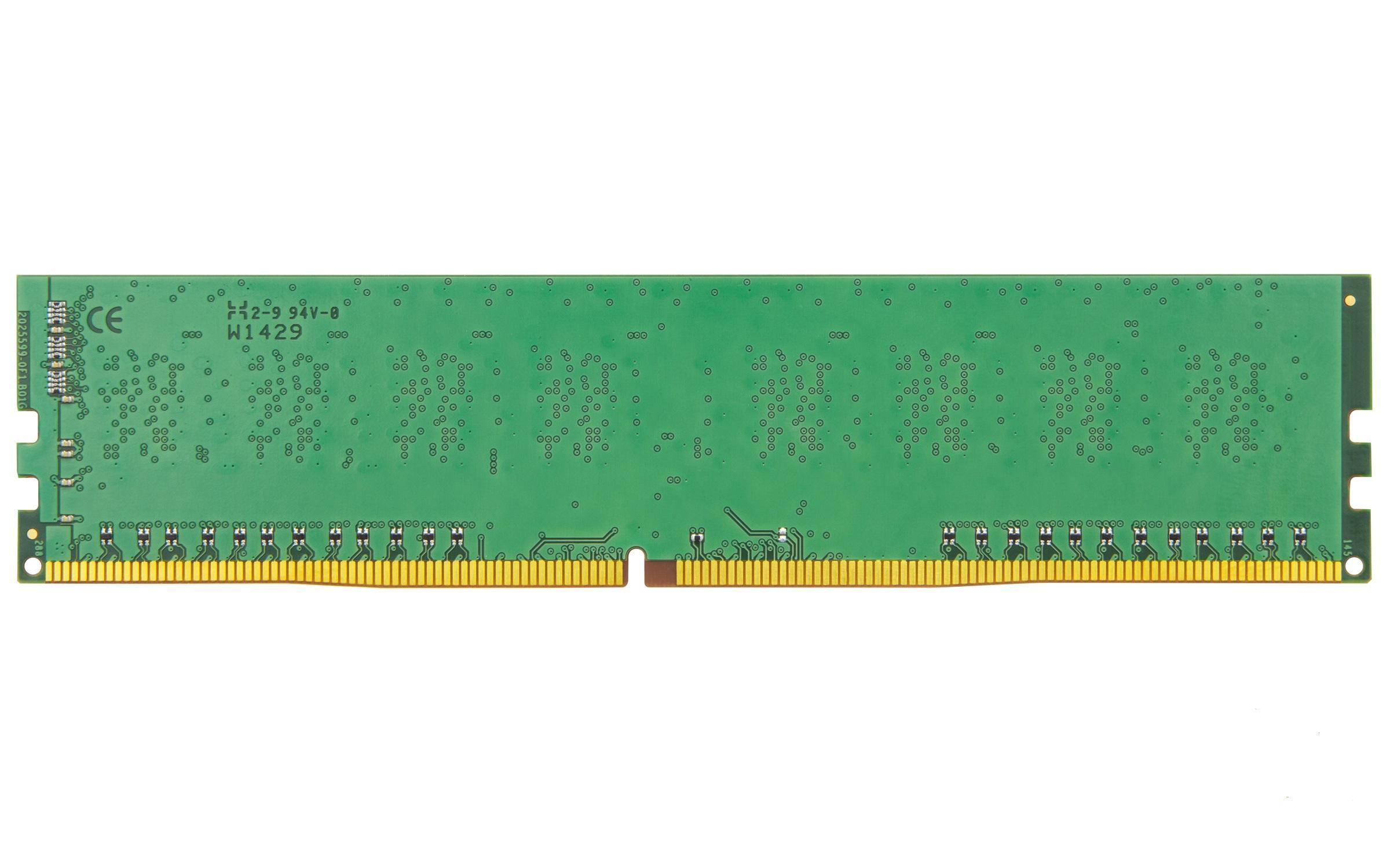 Памет Kingston 4GB DDR4 PC4-25600 3200MHz CL22 KVR32N22S6/4-3